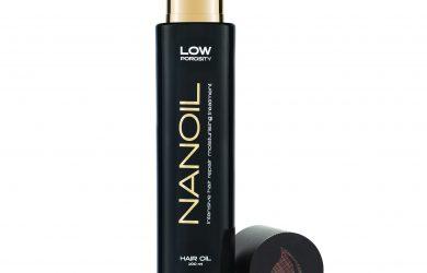 najlepší olej na vlasy Nanoil
